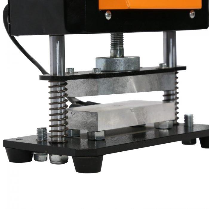 NECTAR Rosin Press - Pollen Twist Plate Zoom