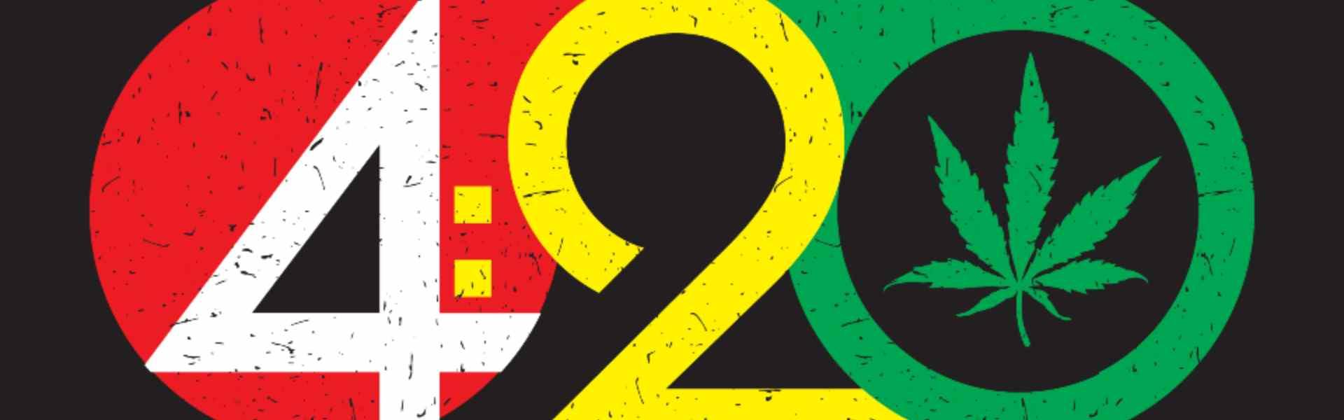 How did the Marijuana Holiday 420 start?