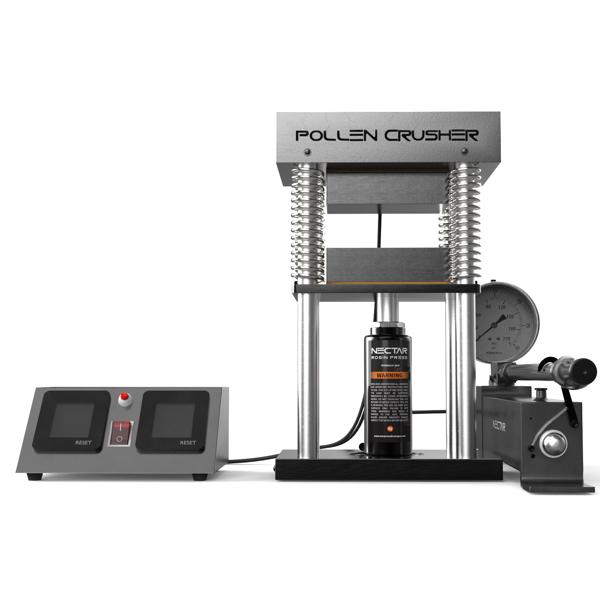 rosin press - pollen crusher 3